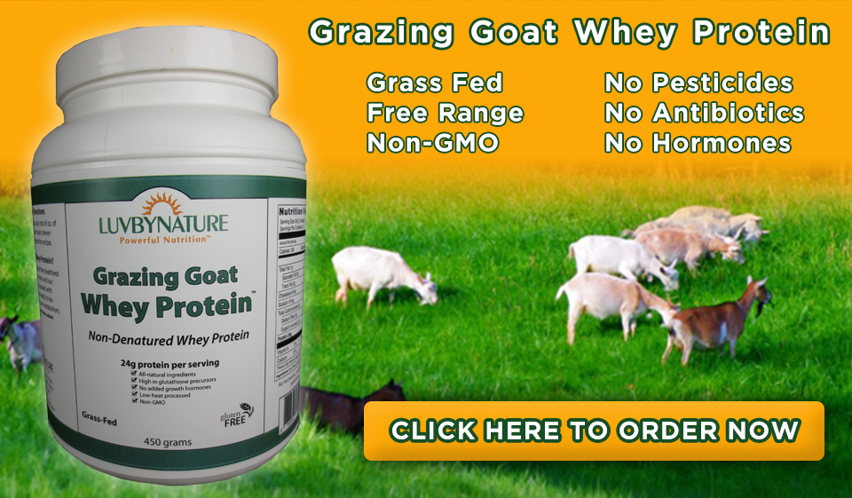 Goat Whey Protien Plus: Click here to order now